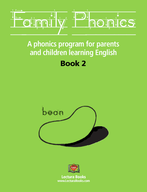 Family Phonics is a program for parents and children learning English.