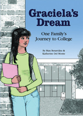 Children's Bilingual Book Review: Graciela's Dream -- Aimed at middle-school Latino students who need to start thinking about college, the book, depicts the struggle of one young girl as she tries to convince her parents to support her college-going goal.