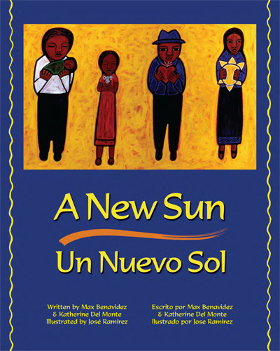 Bilingugal Books for Children - A New Sun