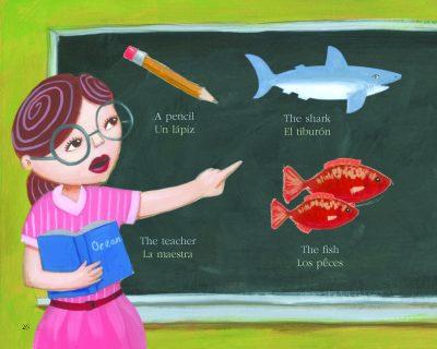 Bilingual Workshops at School For Parents