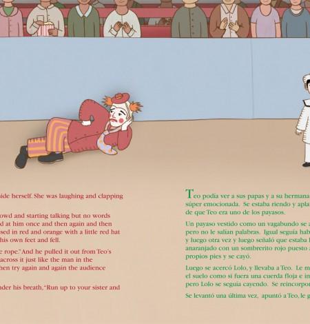 Bilingual Books for Title III Elementary Programs