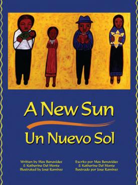 Bilingugal Books for Children - A New Sun