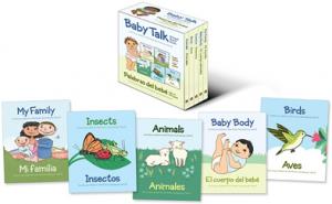Baby Talk Bilingual Board Books