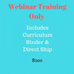 Online Webinar Training for English Development Professionals and Parent Engagement