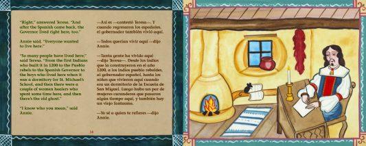 Historical Fiction Bilingual Elementary Books