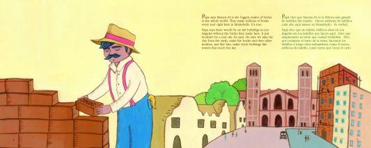 Historical Fiction Bilingual Children's Book