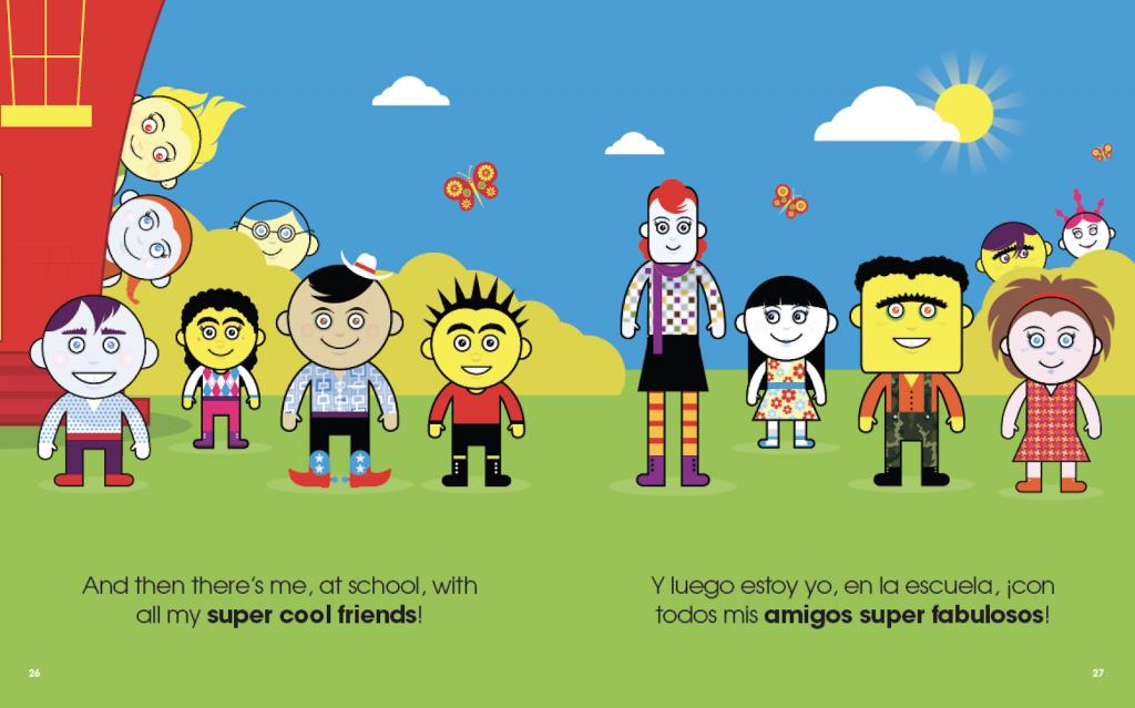 Language Development with Bilingual Preschoolers