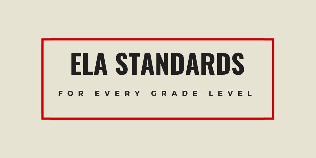 Spotlight On ELA Standards To Promote Educational Readiness