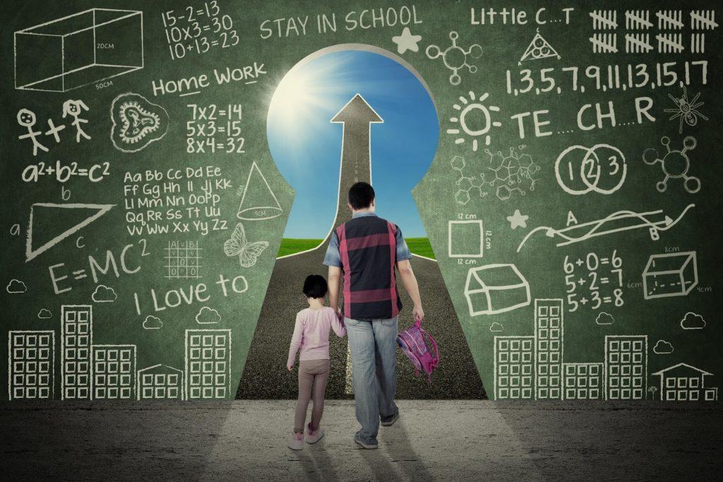 A Parent's Checklist for Entering Kindergarten