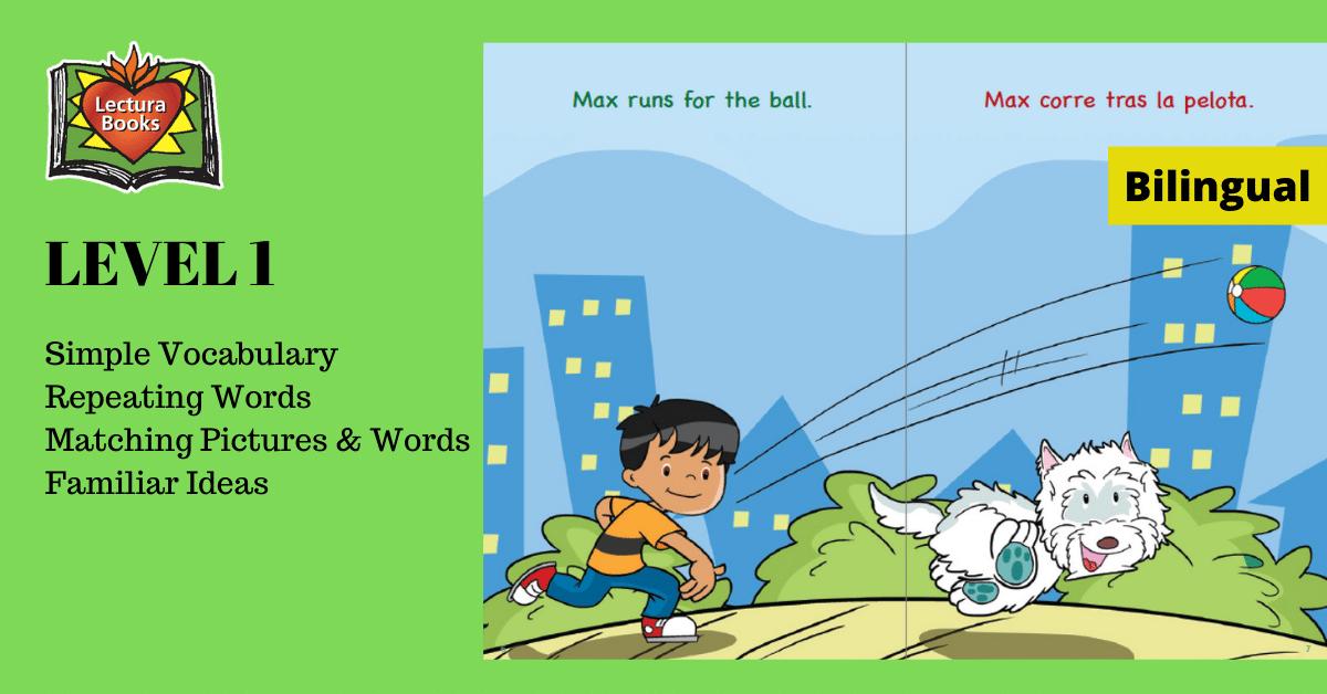 Bilingual Leveled Readers