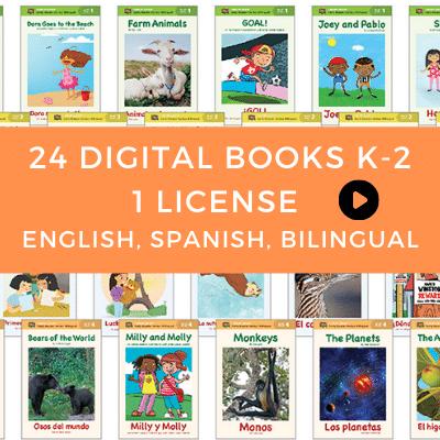 Bilingual Digital Books